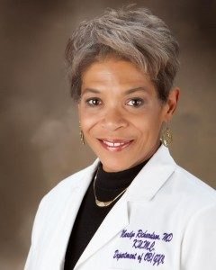 Marilyn Richardson, M.D.